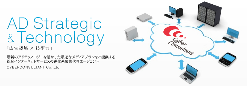 AD Strategic × Technology「広告戦略 × 技術力」